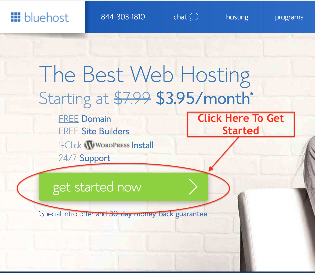 Open a Blog With BlueHost