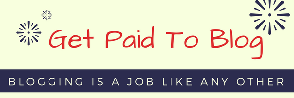 Can I get paid blogging about my life?